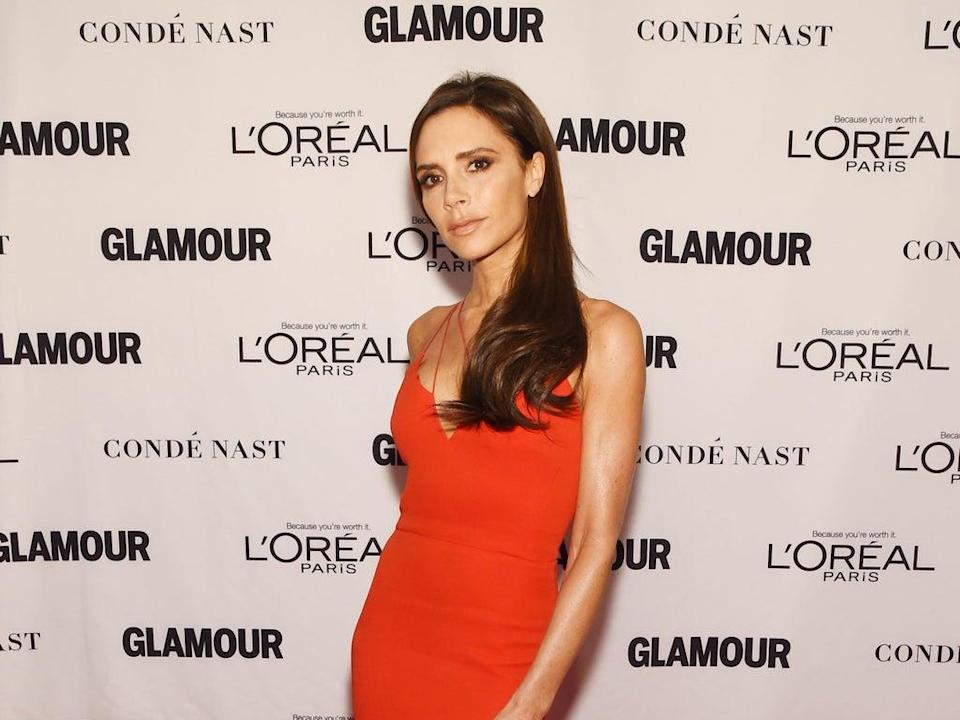 Victoria Beckham says her favourite comfort food is whole grain toast with salt  (Getty)