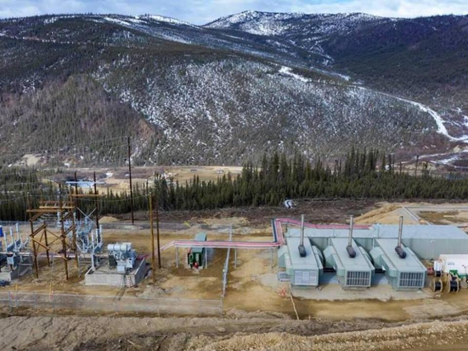 Victoria Gold Corp. reported 4 COVID-19 cases at its Eagle gold mine near Mayo, Yukon. The company's president says the individuals are doing well and self-isolating on site. (Victoria Gold Corporation - image credit)