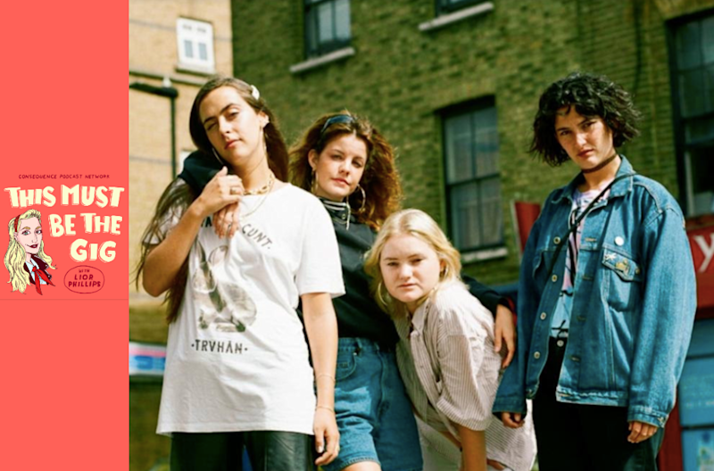 Ana Perrote on Hinds' Endless Touring and Fighting Misogyny in the Music Industry