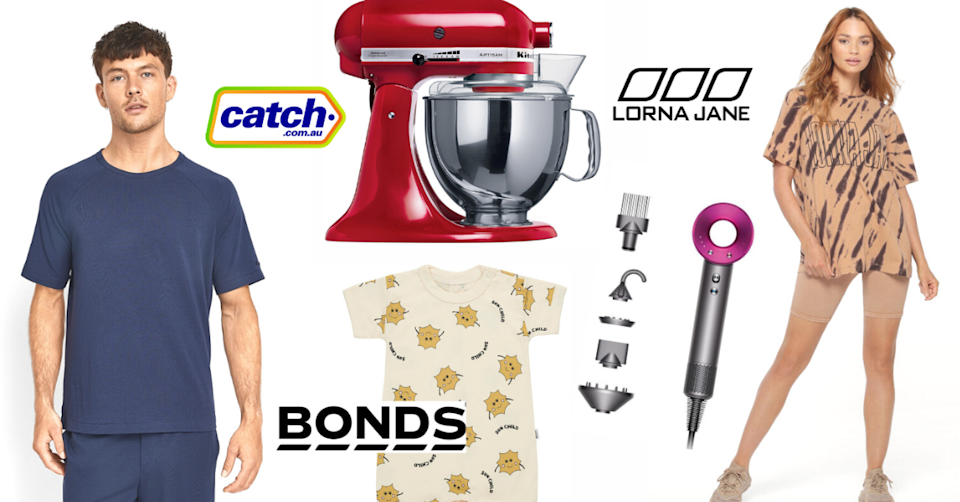 Don't miss theses super saving with these limited-time October sales Photo: catch.com.au