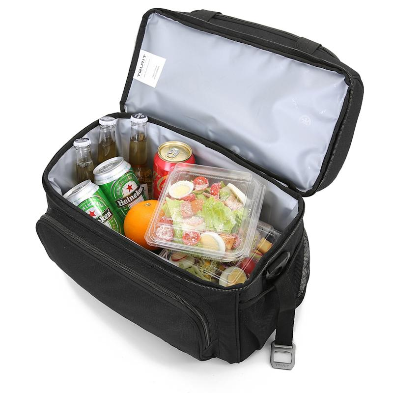 TOURIT Insulated Cooler Bag 15 Cans Large Lunch Bag. (Photo: Amazon)