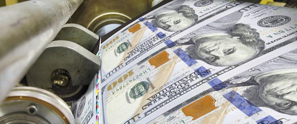 <cite>zefart / Shutterstock</cite> <br>Printing more money -- IRL or in Star Wars -- can cause severe inflation.<br>
