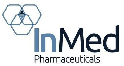 InMed Pharmaceuticals Inc. Logo (CNW Group/InMed Pharmaceuticals Inc.)