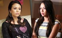 """<p>After winning talent contests in her native Hawaii, Vanderwaal did theater and roles in shows like <em>The O.C.</em> and <em>Heroes</em> before <em>PLL</em>. Mona was the original """"A,"""" who tormented the Liars out of a deep insecurity over her friendship with Hanna. Now, she's reformed and helping the Liars take on the new Uber """"A."""" (Photo: ABC/Getty Images) </p>"""