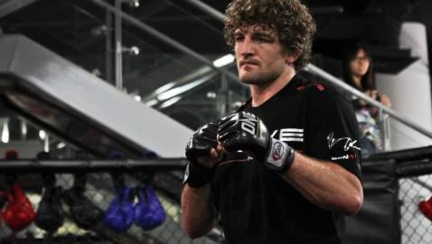 Ben Askren stays outspoken and undefeated. (MMA Weekly)