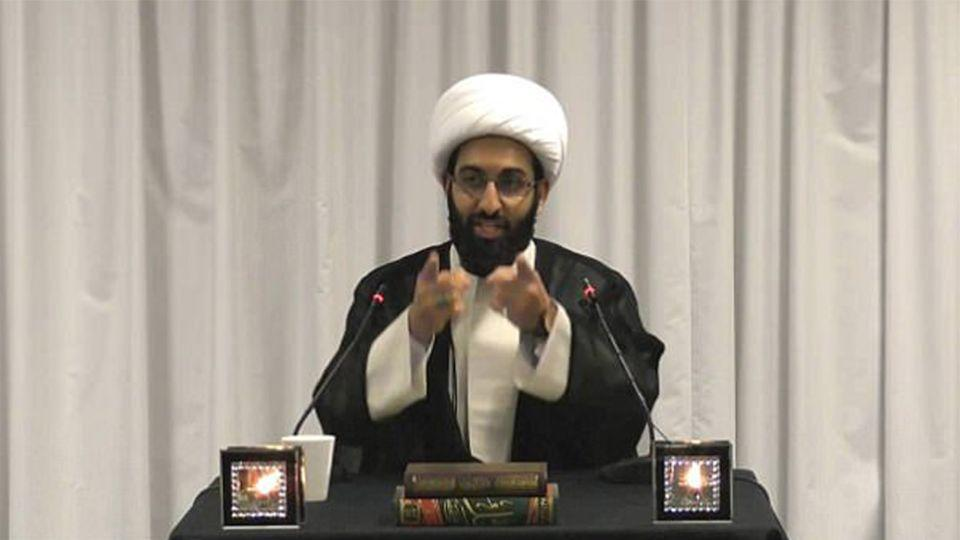 Sheikh Mohammad Tawhidi called for an official enquiry into Islamist extremism. Source: Facebook