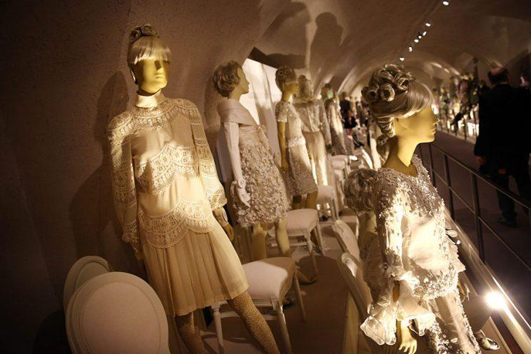 A new study finds that dressmakers have superior stereoscopic vision. (Photo: Getty Images)