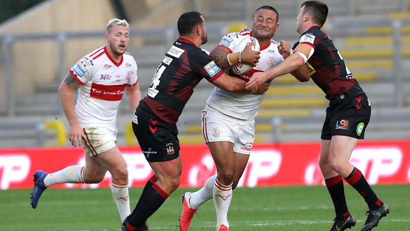 Wigan and Hull KR players facing further tests after Wigan player Covid positive