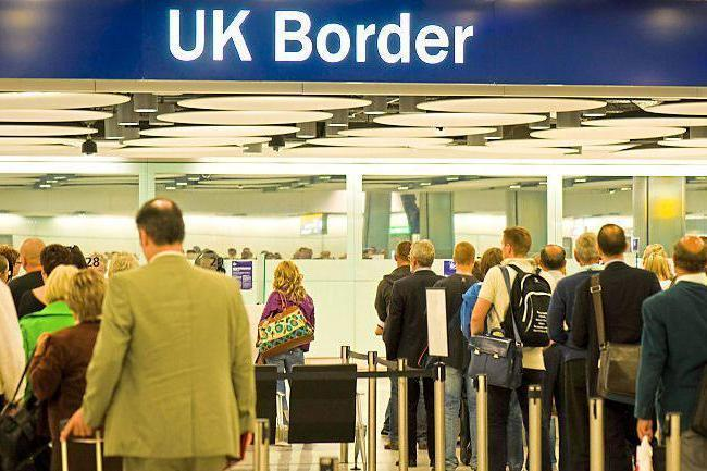 Changing times: immigration to the UK increased to a third of a million last year