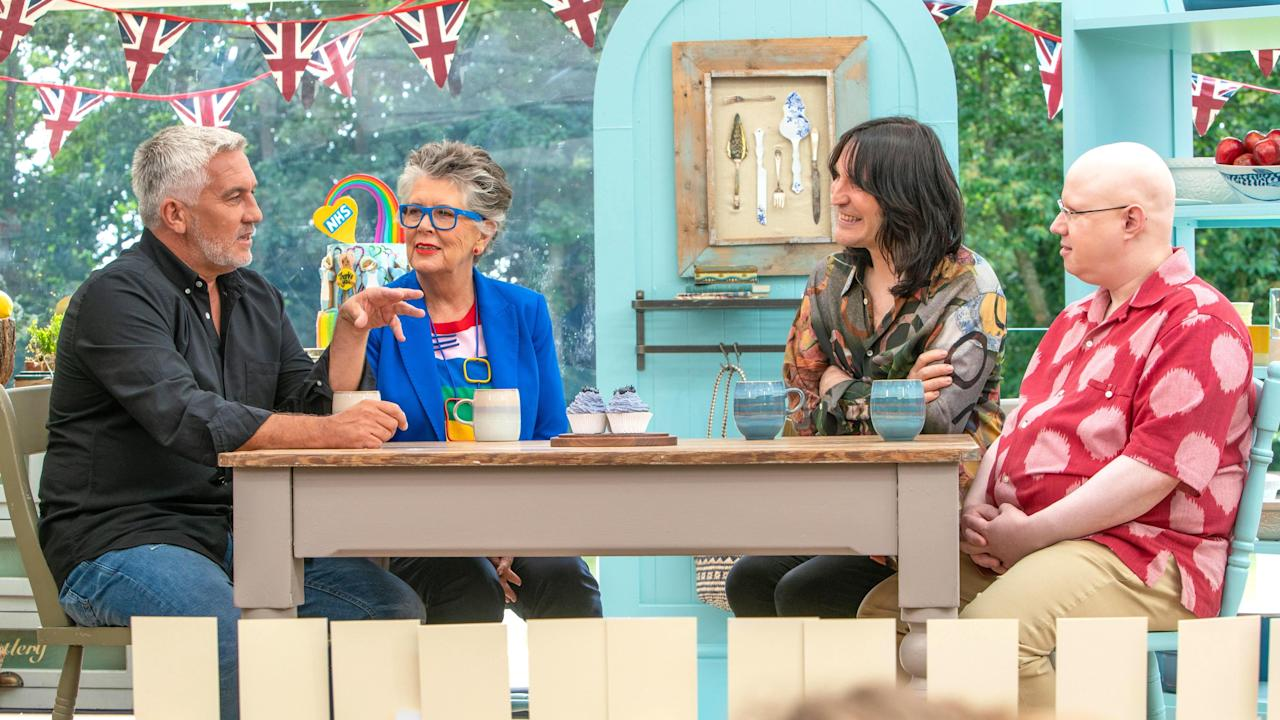 """<p><a href=""""https://www.digitalspy.com/great-british-bake-off/"""">The Great British Bake Off</a> is back to bring a bit of normalcy to a year that has been anything but normal! Twelve amateur bakers from across the world <a href=""""https://www.digitalspy.com/tv/reality-tv/a33648690/great-british-bake-off-new-series-pandemic/"""">spent their summer isolating</a> with judges Paul Hollywood and Prue Leith, co-host Noel Fielding and his new colleague Matt Lucas so 2020's Star Baker could still be crowned. Meet the line-up who'll be entering this socially-distanced tent…</p>"""
