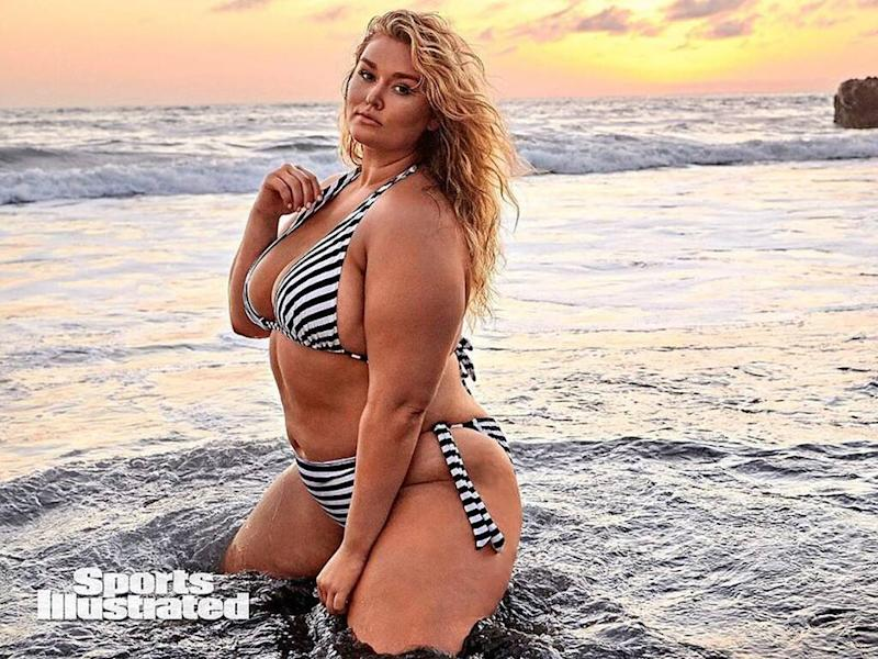 Hunter McGrady grateful for 'life-changing' Sports Illustrated shoot