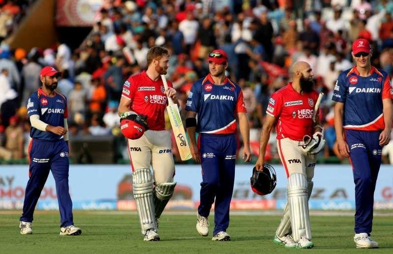 Kings XI Punjab squashed Delhi Daredevils that day in Mohali