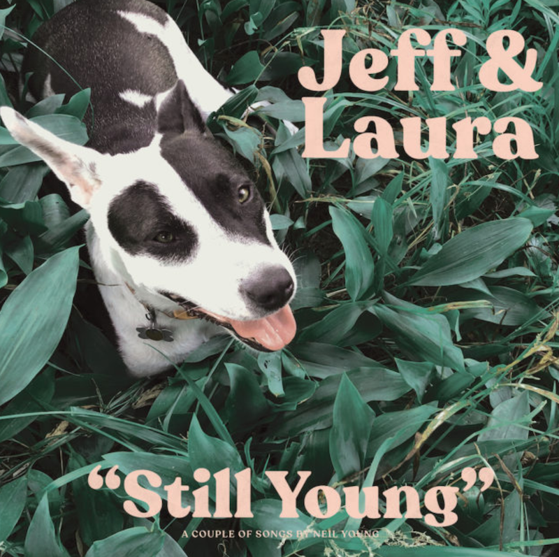 Jeff Rosenstock Laura Stevenson Still Young Album Artwork