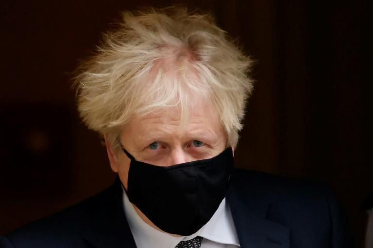 Premier Boris Johnson