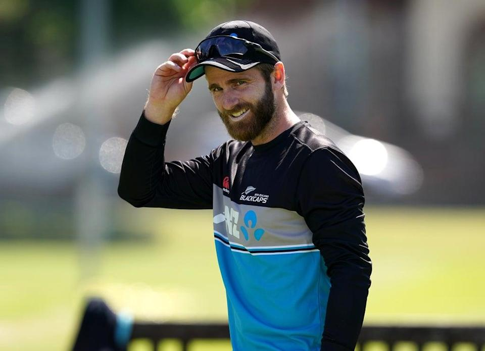Kane Williamson is confident of being ready for the Twenty20 World Cup (Martin Rickett/PA) (PA Wire)