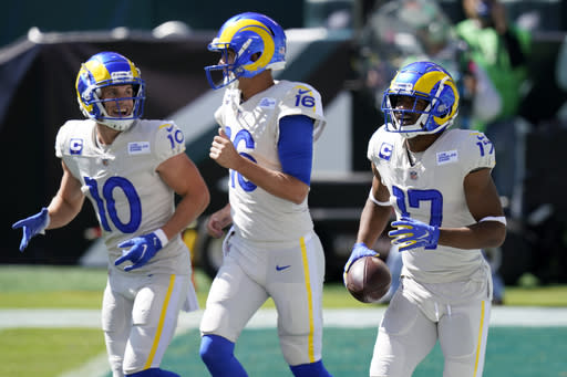 McVay's Rams look tougher than many expected after 2-0 start