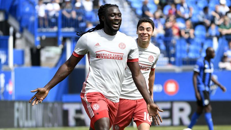 Kenwyne Jones a bright spot for Atlanta United in controversial loss to Impact