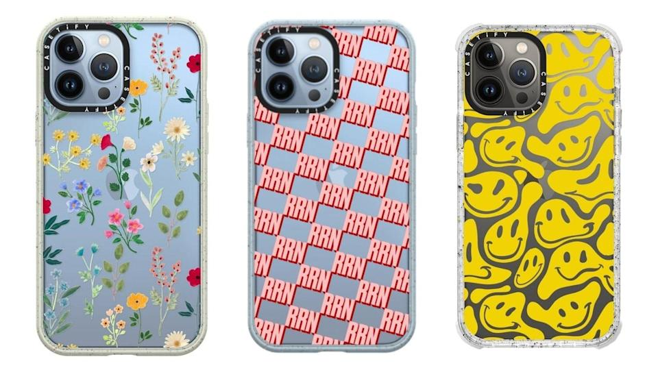 Casetify has a design for almost every personality and occasion.
