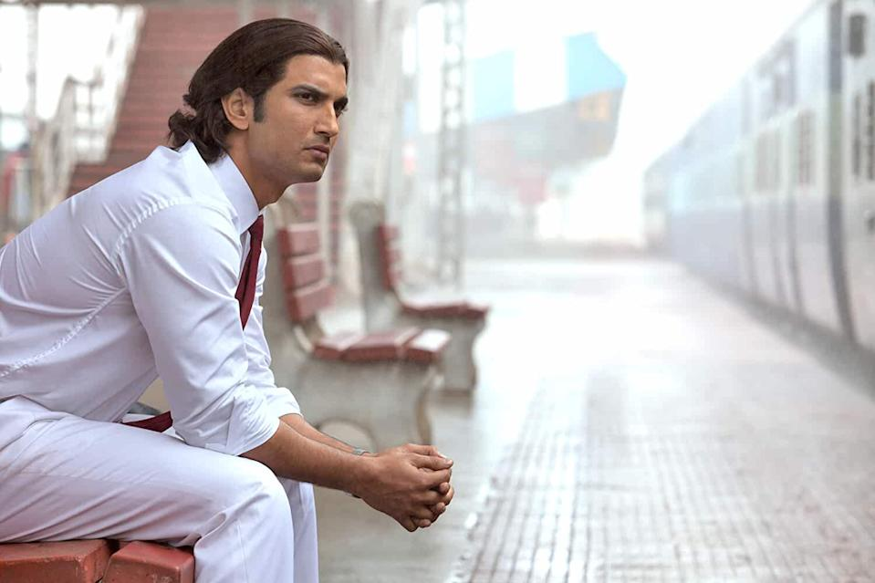 Sushant Singh Rajput in MS Dhoni: The Untold Story