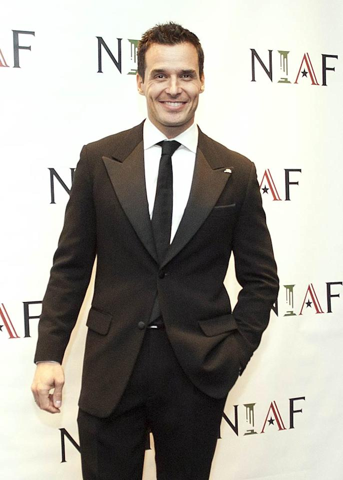 """February 29 (Leap Year): Antonio Sabato Jr. turns 39 Kris Connor/<a href=""""http://www.gettyimages.com/"""" target=""""new"""">GettyImages.com</a> - October 23, 2010"""