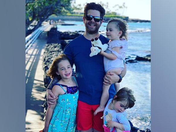Jack Osbourne and his daughters (Image courtesy: Instagram)