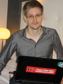 The Privacy Methods Edward Snowden Uses
