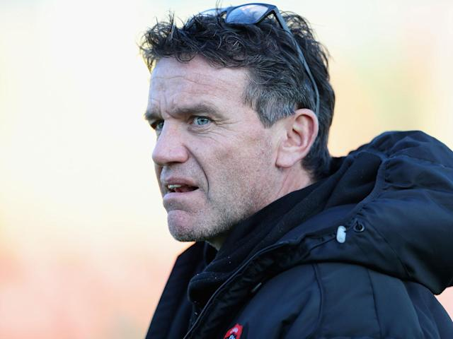 Mike Ford has left Toulon by mutual agreement: Getty