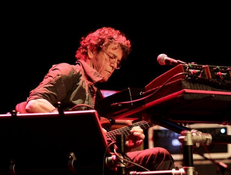 Lou Reed, shown here performing in Spain in 2010, was the former lead singer and songwriter of the legendary band the Velvet Underground