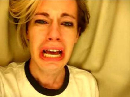 Remember Chris Crocker, that guy from the 'Leave Britney Alone' video? He doesn't look like this anymore! Source: Youtube