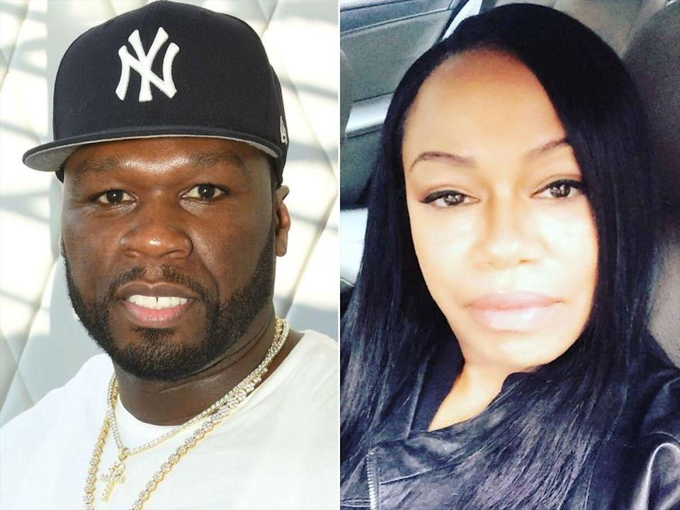 50 Cent's Son Posts Photos to 'Get a Rise' Out of Dad: Source