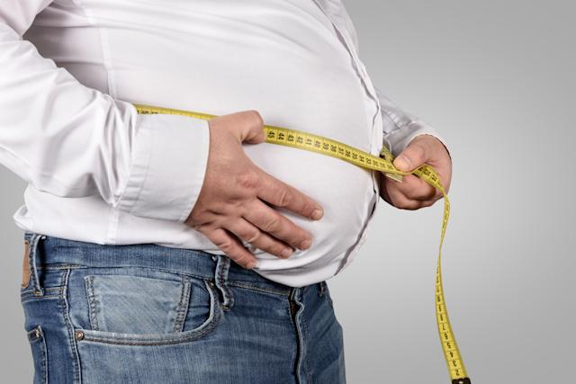 Obesity was identified as a risk factor for coronavirus complications early in the outbreak. (Getty Images)