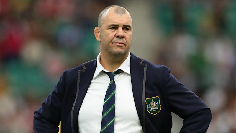 Cheika still choked by Australia's failure to land trophy targets in his reign