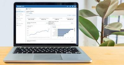 The new Paychex Flex Labor Cost Hub (pictured here) gives customers and CPAs a holistic, real-time view of total payroll labor job costing and labor distribution in one place