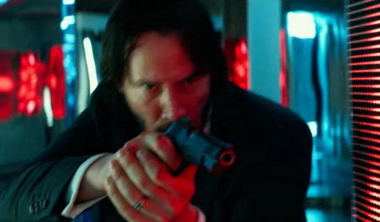 Watch a new trailer for the upcoming John Wick sequel