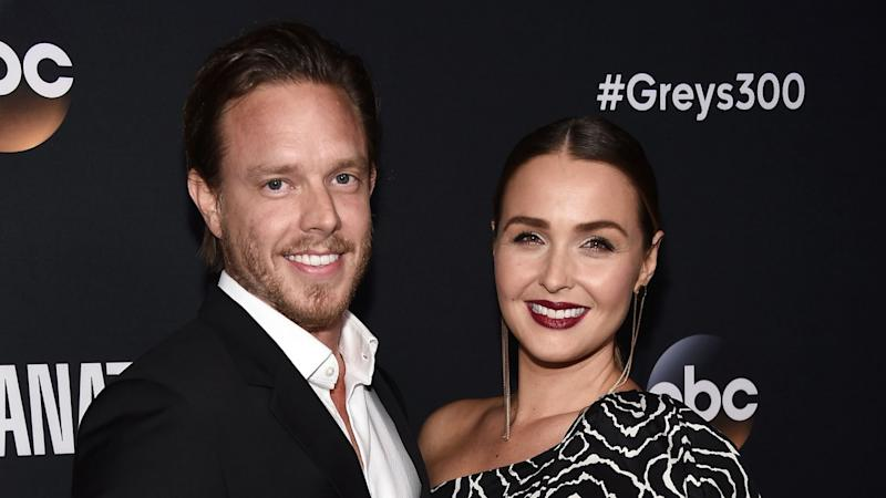 Camilla Luddington Reveals Her Wedding Must Have Inspired By Greys
