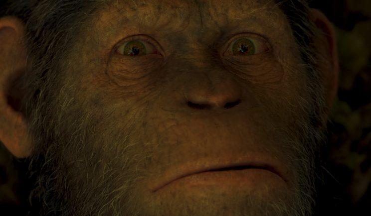 Caesar seems restless in War for the Planet of the Apes - Credit: 20th Century Fox