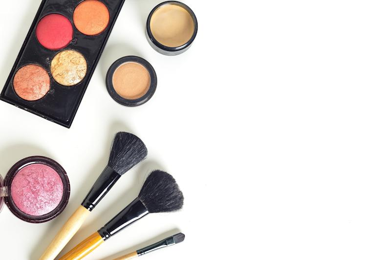 Makeup products. (PHOTO: Getty Images)