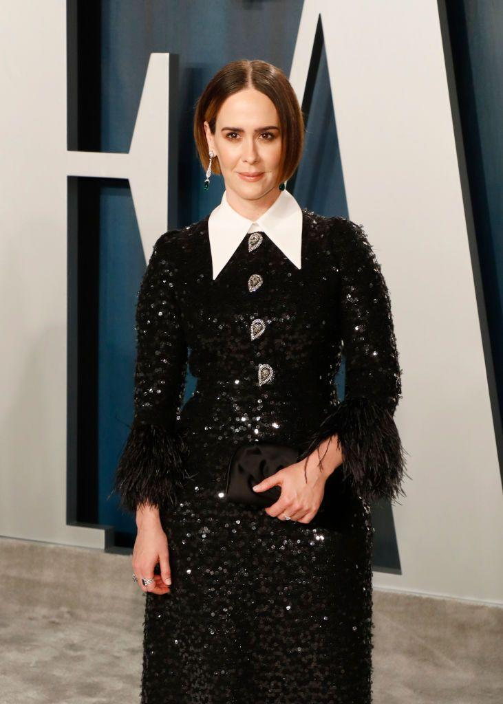 """<p>Sarah showed trademark Sagittarian optimism when she told <em><a href=""""https://www.vanityfair.com/news/2013/04/talleys-folly-sarah-paulson-michael-fassbender"""" rel=""""nofollow noopener"""" target=""""_blank"""" data-ylk=""""slk:Vanity Fair"""" class=""""link rapid-noclick-resp"""">Vanity Fair</a> </em>in 2013, """"Any kind of hope in life is a win. To not have any hope is where things start to get really bleak. Things are possible. The impossible can be possible.""""</p>"""