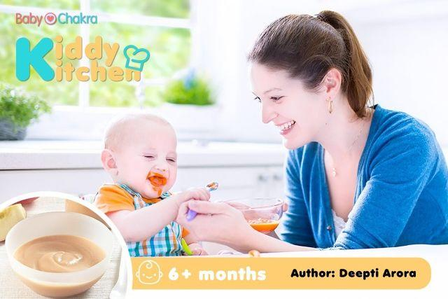 Meal Plans Week 24: 6 Months old babies