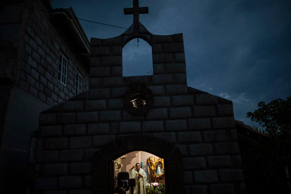 Honduras The Friar's Gambit (Copyright 2021 The Associated Press. All rights reserved)