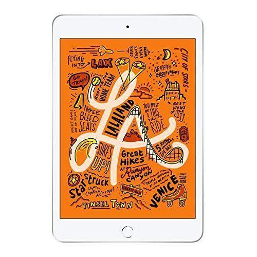 """<p><strong>Apple</strong></p><p>amazon.com</p><p><strong>$384.99</strong></p><p><a href=""""https://www.amazon.com/dp/B07PRD48RS?tag=syn-yahoo-20&ascsubtag=%5Bartid%7C2089.g.261%5Bsrc%7Cyahoo-us"""" rel=""""nofollow noopener"""" target=""""_blank"""" data-ylk=""""slk:Shop Now"""" class=""""link rapid-noclick-resp"""">Shop Now</a></p><p>The latest iPad mini is the best compact tablet money can buy. It has the same powerful hardware as the iPad Air packed in an ultra portable, sleek metal body with exceptional build quality. </p><p>The successor of the iPad mini 4 is also compatible with the Apple Pencil. This is the first time Apple has offered this functionality in a small tablet, making the newcomer even more appealing.</p><p>Of course, the mini also comes with a superb selection of apps and games, courtesy of iPadOS. Apple offers the slate in silver, gold, and space gray.</p><p><strong>More: </strong><a href=""""https://www.bestproducts.com/tech/gadgets/a26874375/new-apple-ipad-mini-2019-review/"""" rel=""""nofollow noopener"""" target=""""_blank"""" data-ylk=""""slk:Our Review of the Latest iPad mini"""" class=""""link rapid-noclick-resp"""">Our Review of the Latest iPad mini</a></p>"""