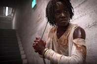 <p><strong>IMDb says: </strong>A family's serene beach vacation turns to chaos when their doppelgängers appear and begin to terrorise them.</p><p><strong>We say: </strong>Worth watching for Lupita's voice alone.</p><p><strong>Where can I watch it?</strong> YouTube from £2.49 </p>