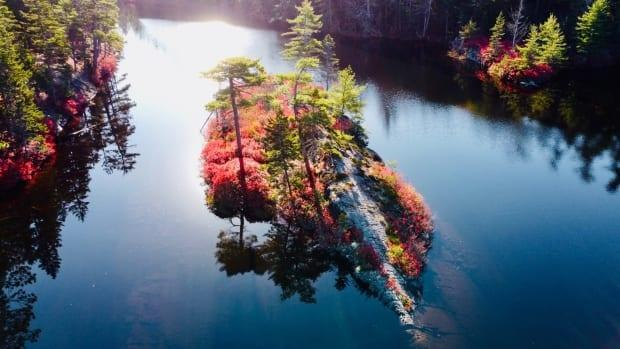 Blue Mountain-Birch Cove Lakes Wilderness Area in Halifax is one being extended as part of Thursday's announcement. (Submitted by Canadian Parks and Wilderness Society - image credit)
