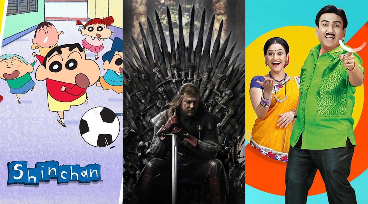 <p>As far is television content is considered, Indians searched for a good mix of International hit series, desi serials, as well as content for children. Here's a look at all the TV content that you searched for in 2017. </p>