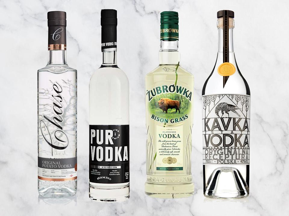 Many factors, from location to infusions will add something special and unique to each given vodka (The Independent/iStock)