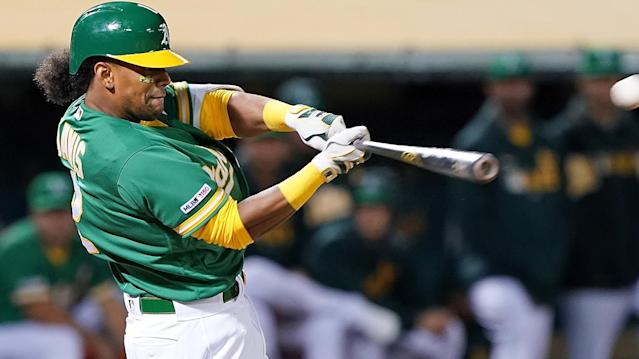 Khris Davis has long been a star and now he's finally being paid like one. Jesse Pantuosco discusses the slugger's new deal in Friday's Dose.