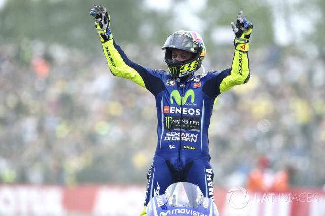 """Valentino Rossi (78) <span class=""""copyright"""">Gold and Goose / Motorsport Images</span>"""