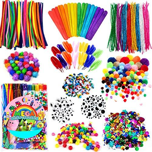 FunzBo Arts and Crafts Supplies for Kids (Amazon / Amazon)