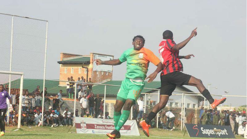 Kenyans shine as Zesco United move top