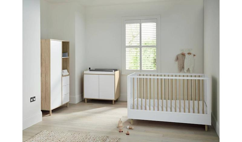 Argos Larvik and Sola 3 Piece Furniture Set (Photo: HuffPost UK)